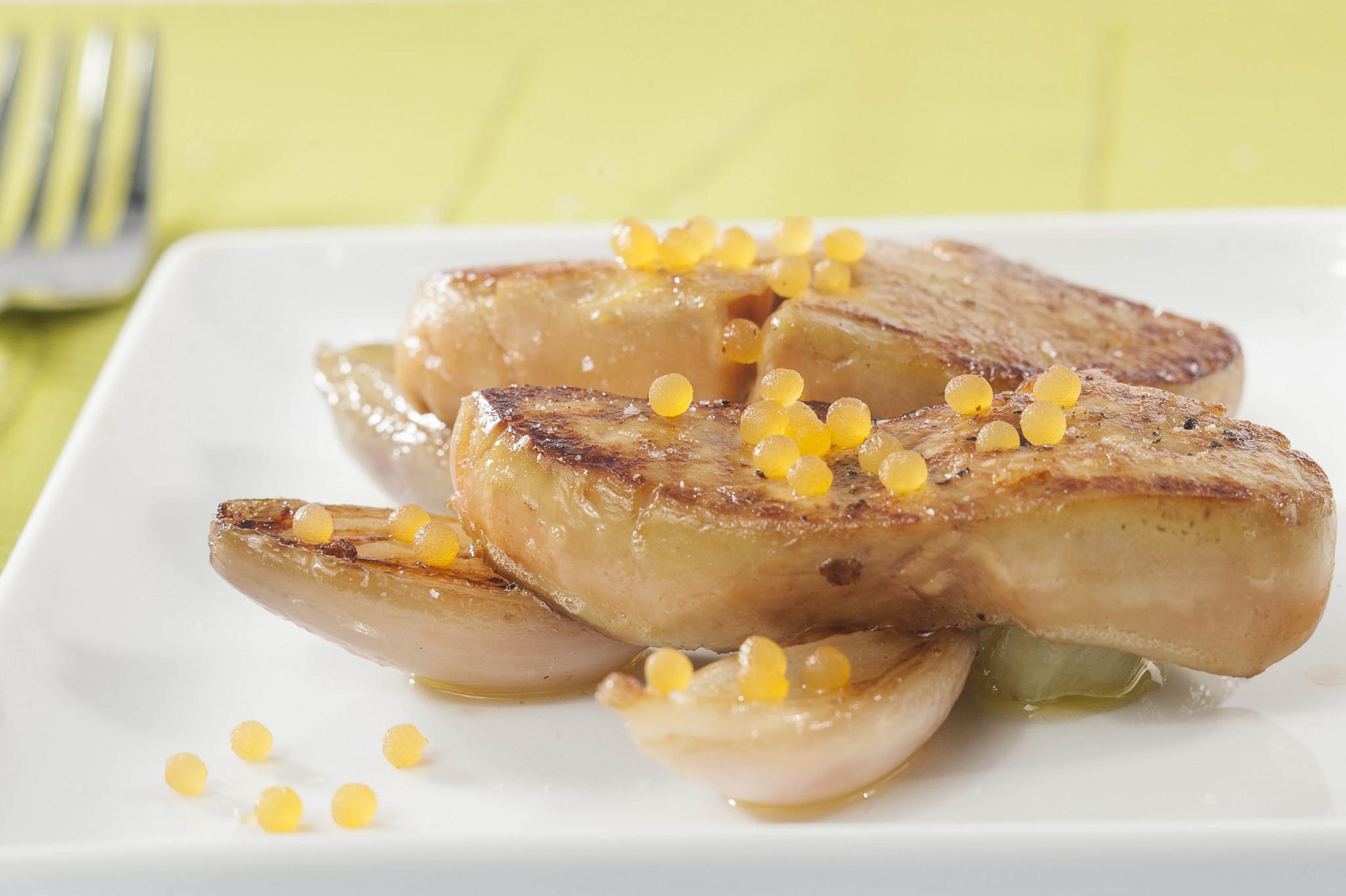 photographie culinaire, foie gras