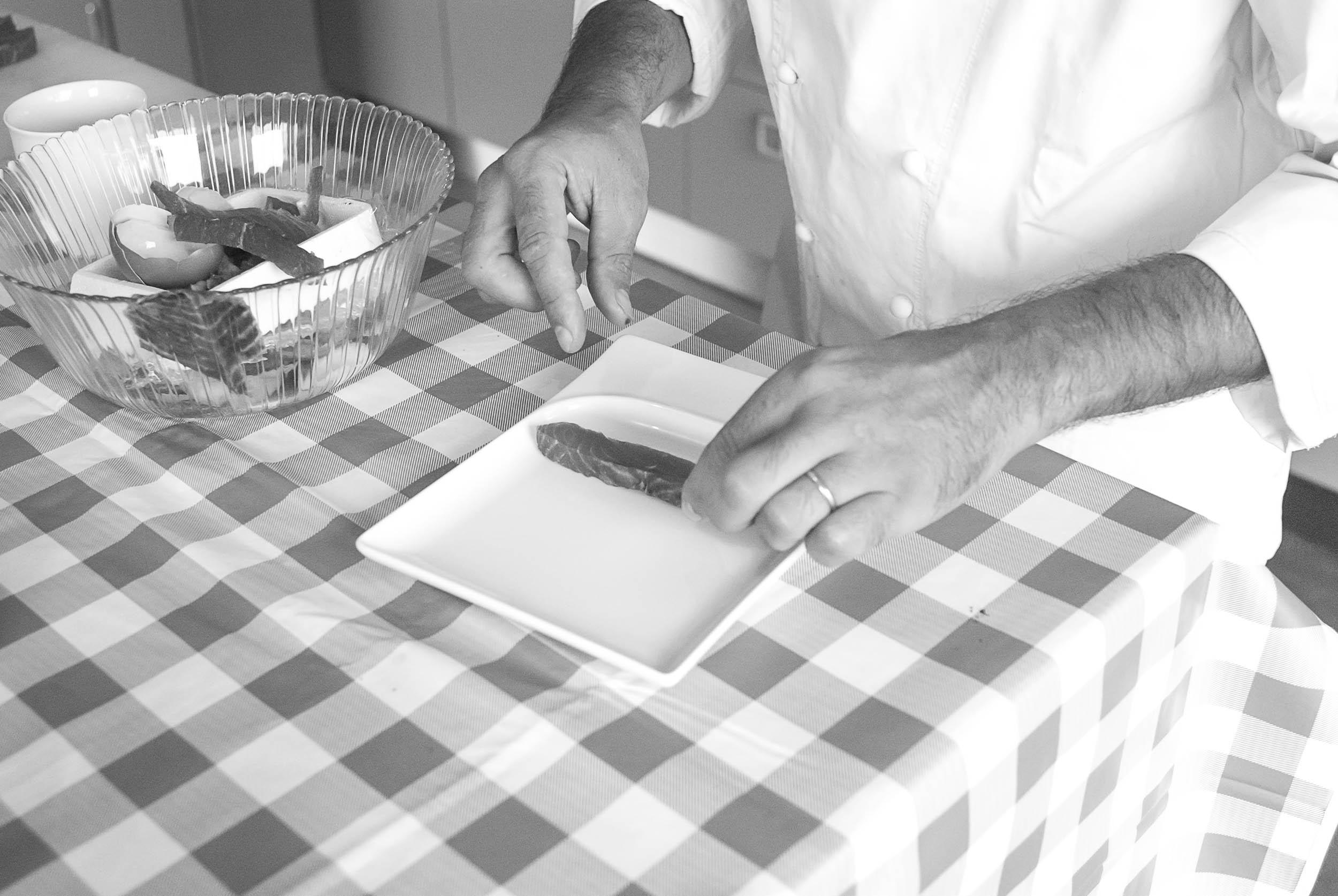 photographie culinaire, cuisine et studio de prise de vue
