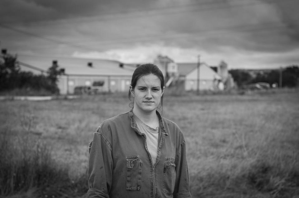 reportage photo, salarié agricole