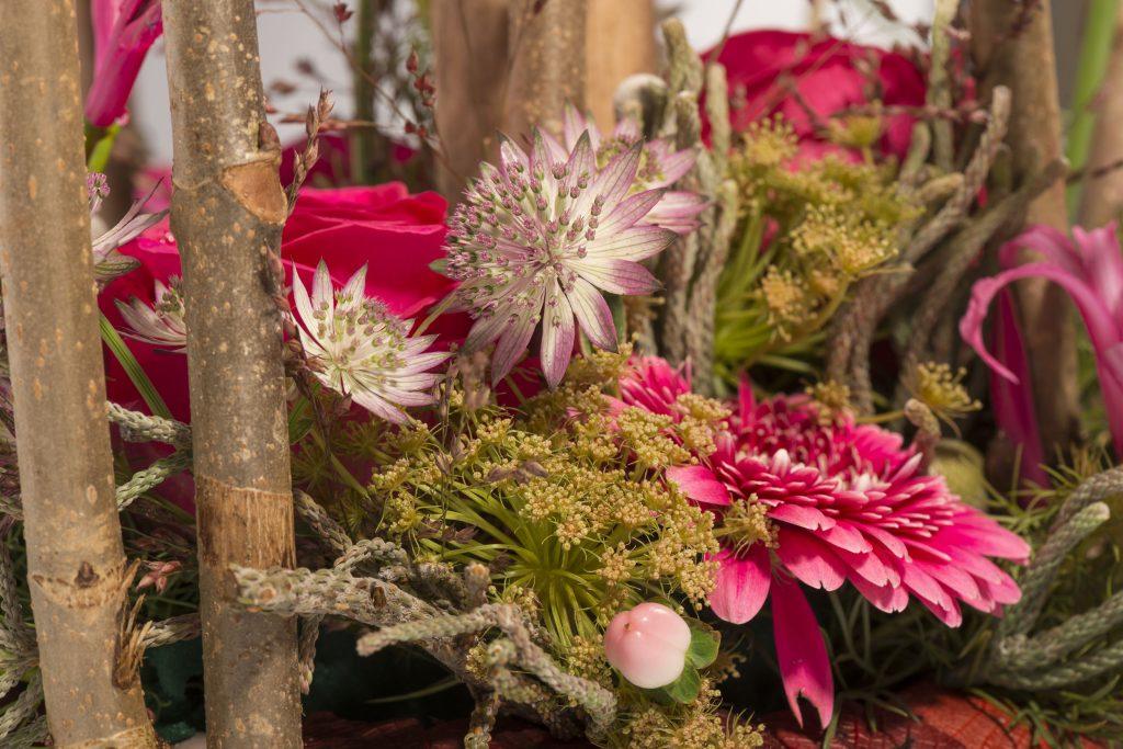 photographie bouquet de fleurs Mickael Rault