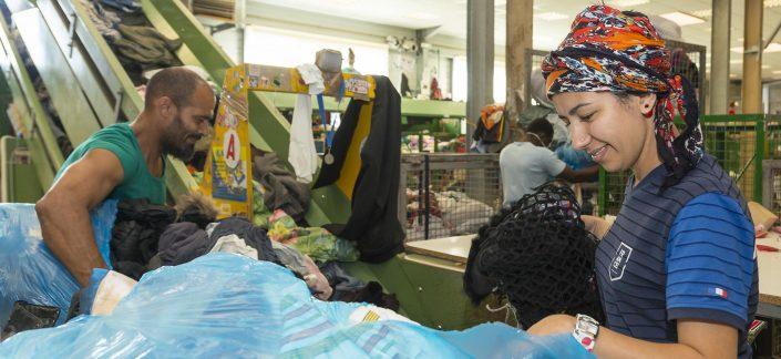 Retritex : le textile solidaire