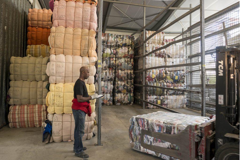 ouvrier textile Retritext