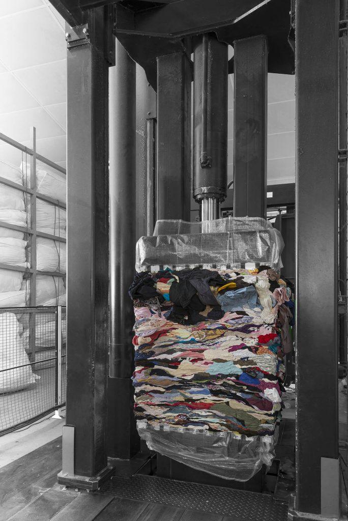 presse à textile, entreprise Retritex
