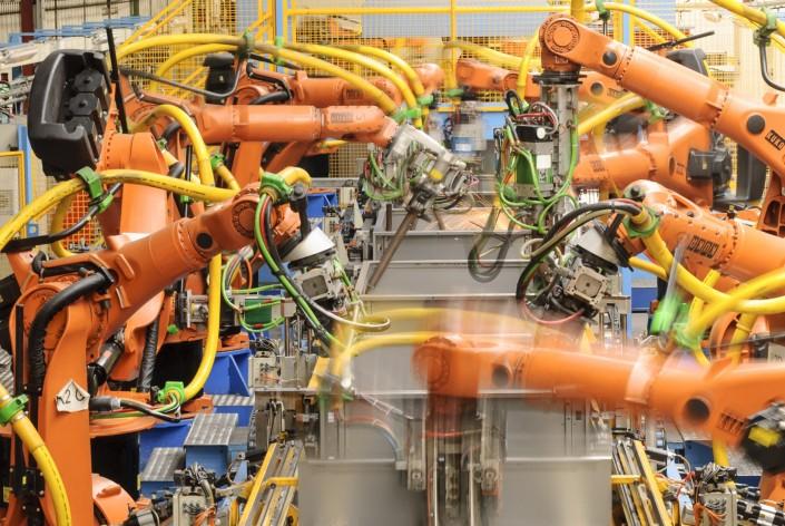 fabrication armoire métallique / Vinco Industrie